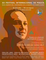 Festival Internacional de Poesía de Granada 2016