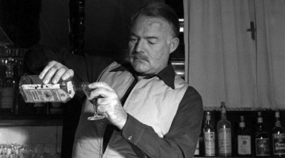 Ernest Hemingway: El alcohol como bote salvavidas (casi)