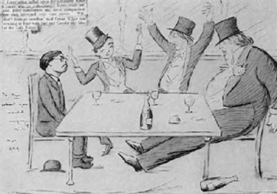 Oscar Wilde: Absenta para mirar la vida de otro modo