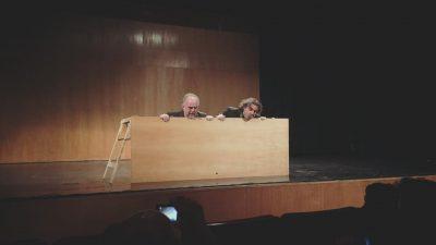 Clausura Irreconciliables Poesía 2016