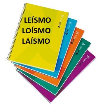 Excepciones en casos de leísmos