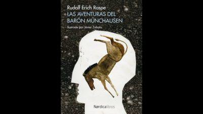 """""""Las aventuras del Baron Munchausen"""", de Rudolf Erich Raspe"""