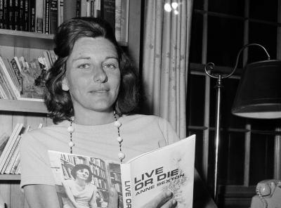 Anne Sexton: Vivir o morir