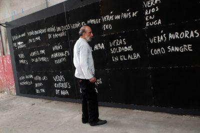 La poesía de Raúl Zurita