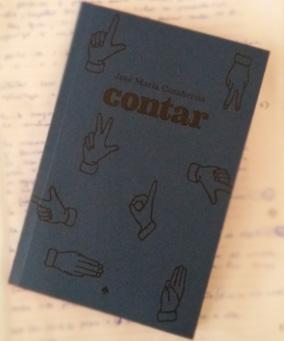«Contar», de José María Cumbreño —Editorial Papeles Mínimos—
