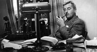 William Faulkner y las propiedades medicinales del alcohol