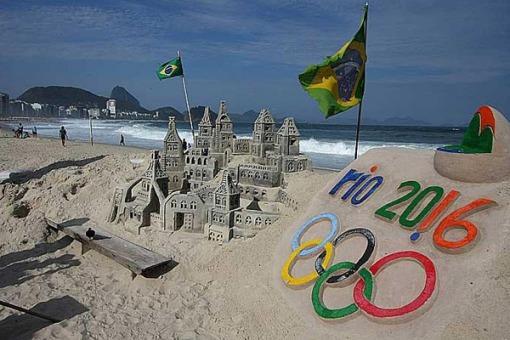 Escritura recomendada para los Juegos Olímpicos
