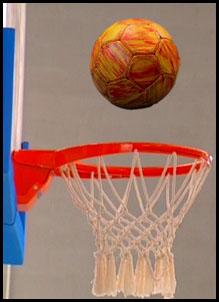Balonmano y baloncesto: términos adecuados