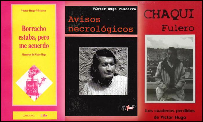 Victor Hugo Viscarra: Alcoholismo y marginación