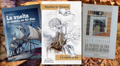 «La vuelta al día», de Hipólito G. Navarro —Editorial Páginas de Espuma—