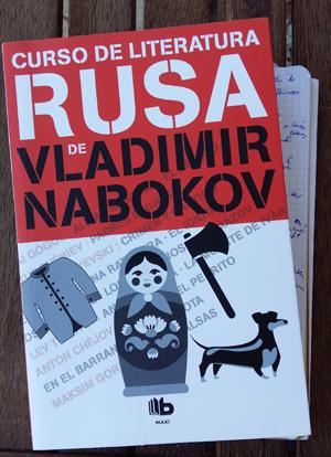 «Curso de Literatura Rusa», de Vladimir Nabokov —Ediciones B—