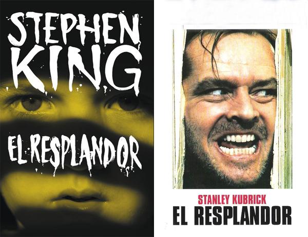 «El resplandor» (King VS Kubrick): Libros de Película