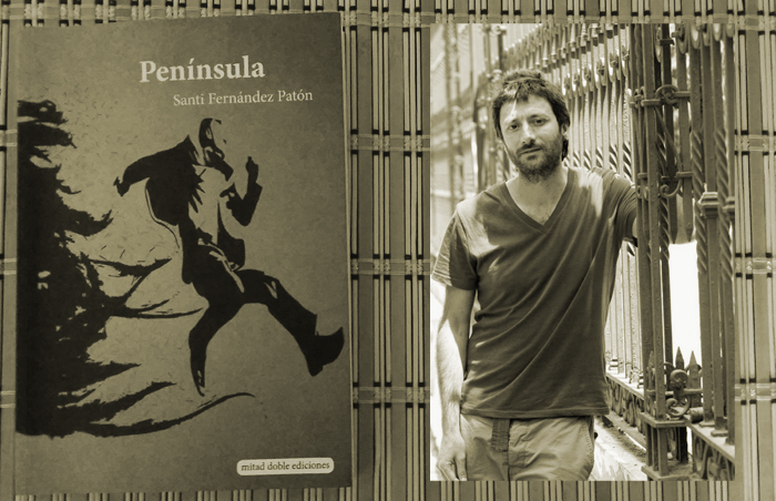 «Península», de Santi Fernández Patón —Editorial Mitad Doble—