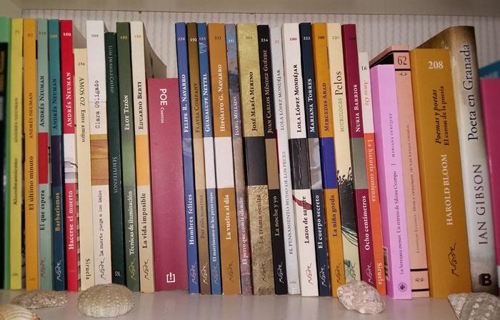 Cómo clasificar los libros en la biblioteca > Poemas del Alma