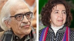 Lluís Solà y Marilar Alexaindre