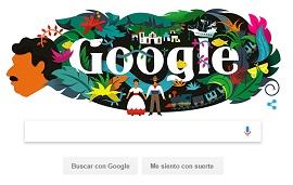 Doodle García Márquez