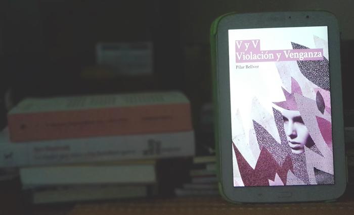 La última novela de Pilar Bellver