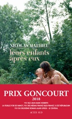 Premio Goncourt 2018