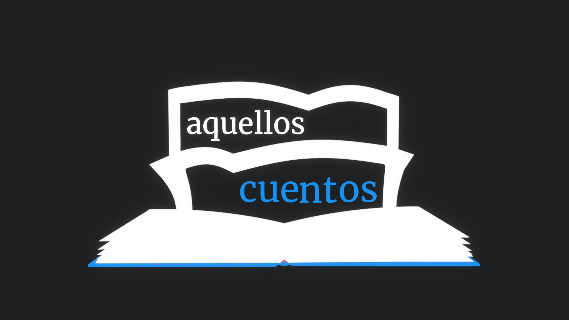 Logo de nuestro ciclo «Aquellos cuentos»