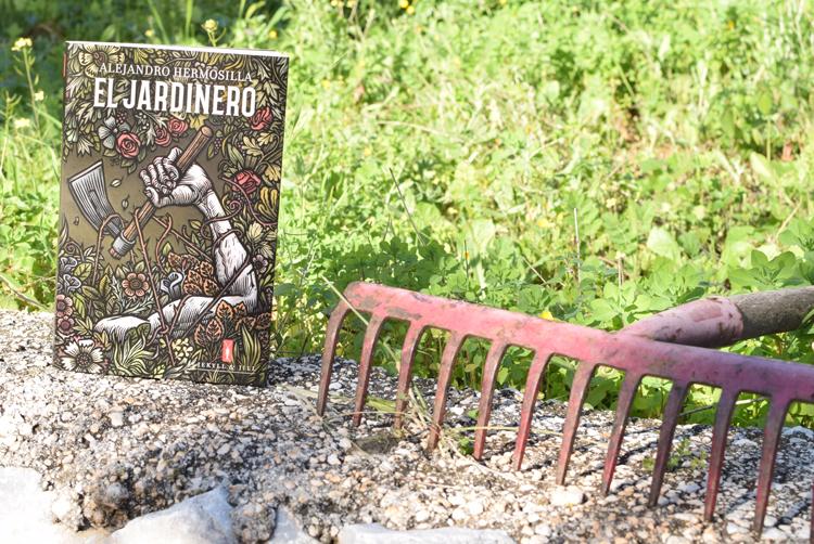 «El Jardinero» es un libro lleno de otros libros imprescindibles