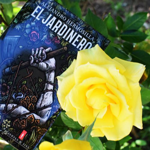 Hay que leer «El Jardinero» para disfrutar de buena literatura