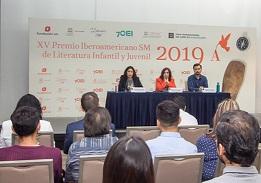 Premio Iberoamericano SM de LIJ 2019