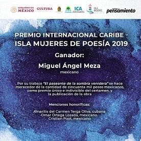 Premio Caribe-Isla Mujeres de Poesía