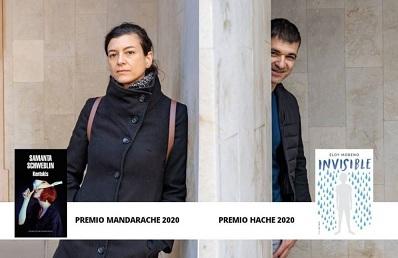 Premios Mandarache y Hache 2020