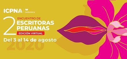 Encuentro de Escritoras Peruanas 2020
