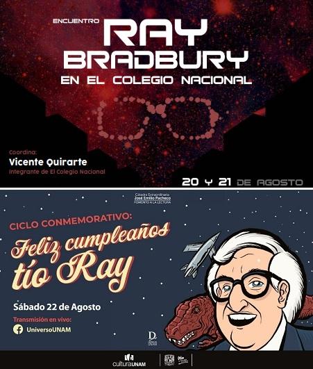 Homenajes a Ray Bradbury
