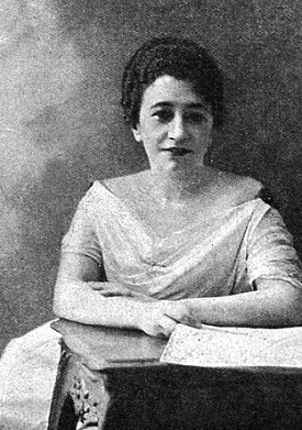 Elvira Santa Cruz Ossa