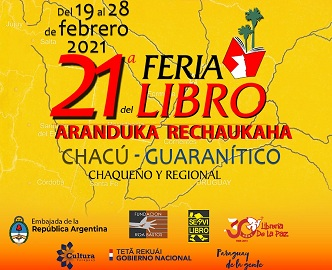 Feria del Libro Chaqueño y Regional