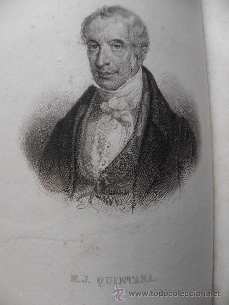 Manuel José Quintana - Poemas de Manuel José Quintana