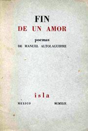 Manuel Altolaguirre - Poemas de Manuel Altolaguirre