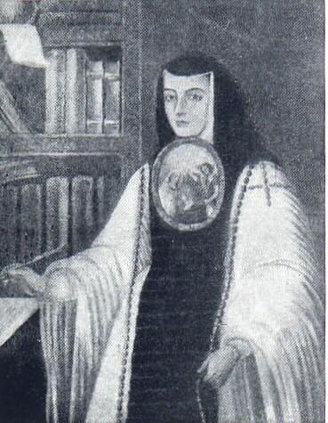 Resultado de imagen de sor juana ines dela cruz