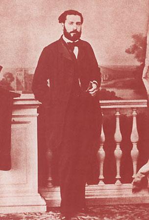 Gustavo Adolfo BecQuer su juventud
