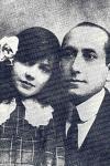 Amado Nervo y Margarita Dailliez